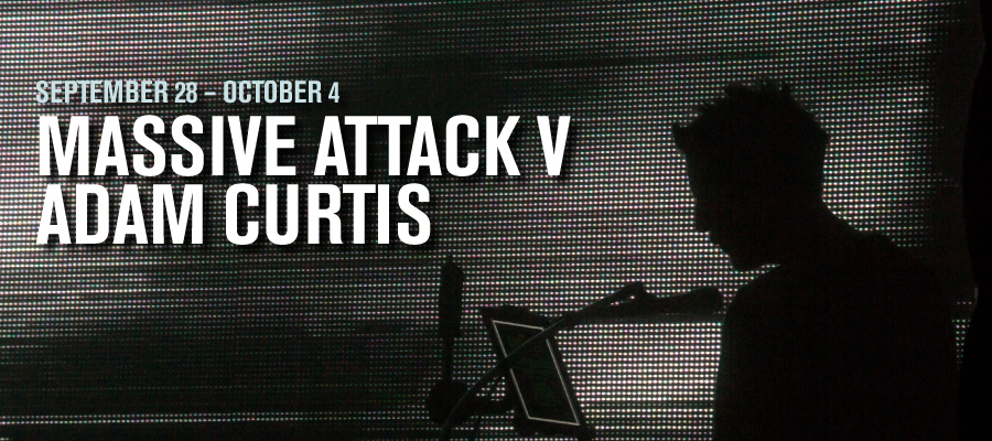 Massive Attack V Adam Curtis