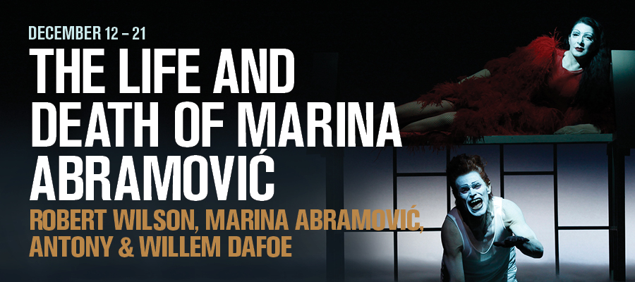 The Life and Death of Marina Abramović