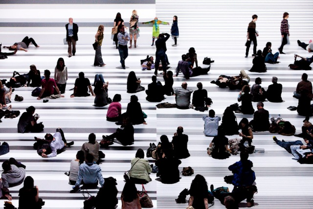 Photo from RYOJI IKEDA the transfinite on May 13, 2011