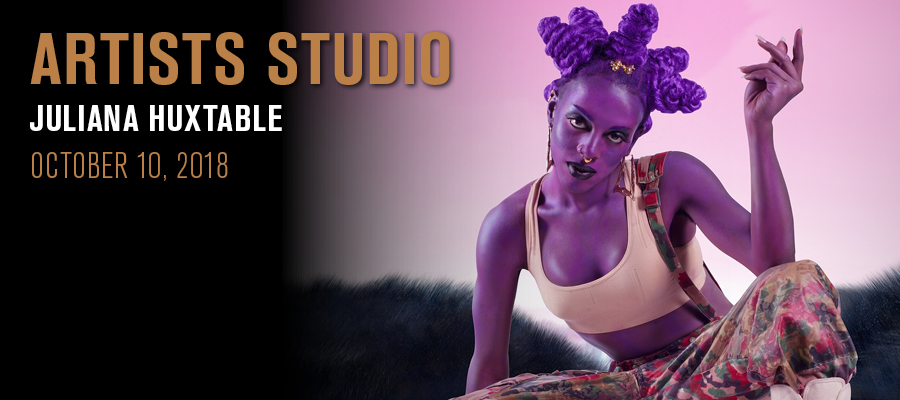 Artists Studio: Juliana Huxtable