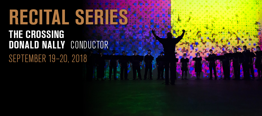 Recital Series: The Crossing