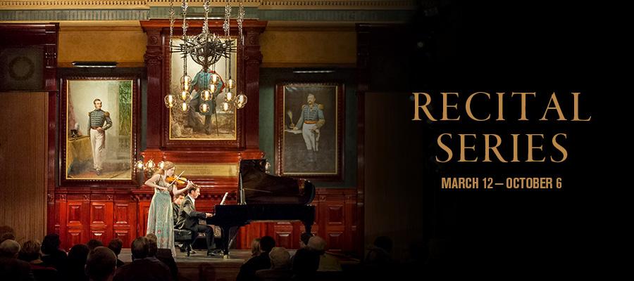 2014 Recital Series Program Amp Events Park Avenue Armory