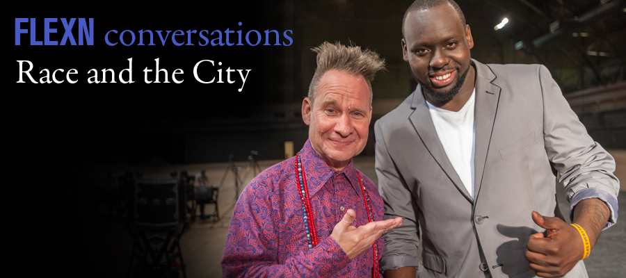 FLEXN Conversations: Race and the City