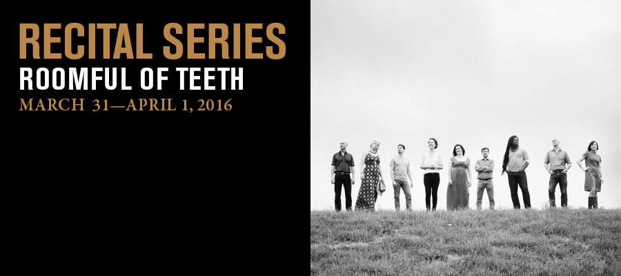 Recital Series: Roomful of Teeth : Program & Events : Park Avenue Armory