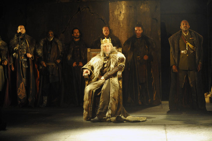The Royal Shakespeare Company: King Lear - July 6 — August 14, 2011 <br> Photo by Stephanie Berger