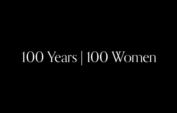 100 Years | 100 Women: 2021 Conversation Series