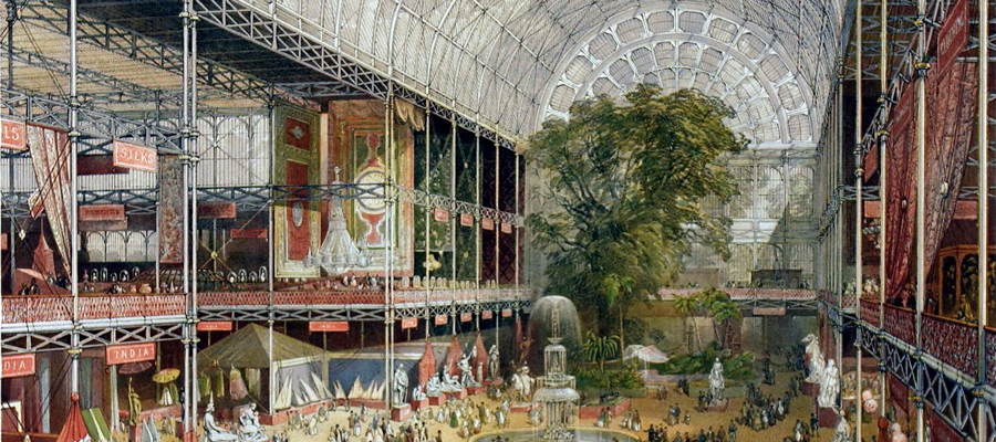 Malkin Lecture: A Crystal Palace Soiree: Art and Music in London and New York 1851–53